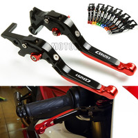 For Honda CB125F 2016 CB125 CB 125 F 125F CNC Aluminum Motorcycle Adjustable Folding Extendable Foldable Brake Clutch Levers