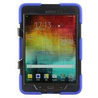 Rugged Full Body Shock Proof Hybrid Heavy Duty Armor Protective Cover Case For Samsung Galaxy Tab