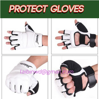 Taekwondo Karate Glove WTF Approved Plam Hand Protector Taekwondo Gloves Martial Arts Sports Hand Guard Boxing