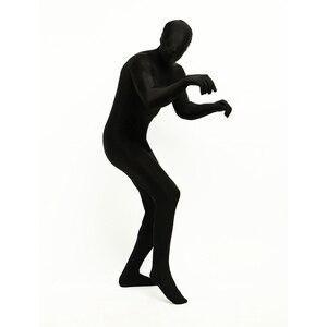 Image 5 - Костюм зентай из лайкры для взрослых, костюмы на Хэллоуин для мужчин, облегающие костюмы из второго кожи, юбка из спандекса, костюмы для косплея