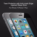 Original ROCK Full Screen Protector Tempered Glass for iPhone 7 7 plus 3D Curved Edge Clear Protective Film