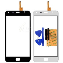 Black White TP for UMI Touch /5.5″ Touch Screen Digitizer Glass Panel Sensor No LCD Smartphone Replace Part Free Shipping+Tools