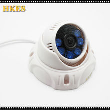 Surveillance 1080p AHD Cam 6 Array IR Night Vision Indoor Video Security Camera CCTV