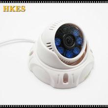 Surveillance 1080p AHD Cam 6 Array IR Night Vision Indoor Video Security Camera CCTV