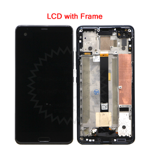 """Image 3 - 2560x1440 For 5.7"""" HTC U ULtra LCD Display Touch Screen Digitizer Assembly Replacement Parts For HTC Ocean Note LCD + Tools"""
