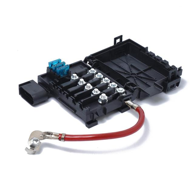 LumiParty Fuse Box Battery Terminal 1J0937550A Five way car battery fuse box for 1999 2004 VW_640x640 lumiparty fuse box battery terminal 1j0937550a five way car battery fuse box for 1999 2004 vw jetta golf mk4 beetle 32v r25 in fuses from automobiles