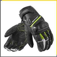 где купить 2019 Revit Motorcycle Gloves Leather Gloves Chicane Racing suits jacket Gloves Racing MOTO Gloves Genuine Leather Motorbike new по лучшей цене