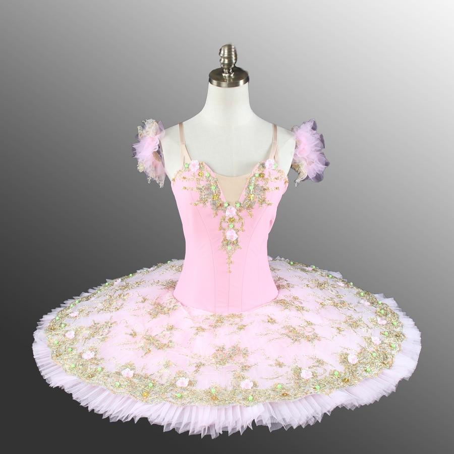 da033e695b558 Professional Ballet Tutu Costume Ballet Tutus Skirt Classical Ballerina  Stage Costume Sleeping Beauty Pas de Deux
