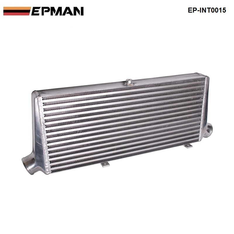 EPMAN -Intercooler for Toyota starlet EP82/91  (IC:600*263*70mm) OD:63MM EP-INT0015 epman universal 2 25 inch 57mm turbo intercooler aluminum pipe silicone hose kit black length 600mm for bmw e60 ep lgtj57 600