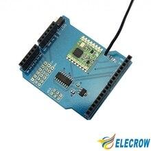 Elecrow RFM69 RFM69HCW Радио Модуль Щит для Arduino Электронных DIY Студент Чайник Комплект 1 Шт. Бесплатная Доставка