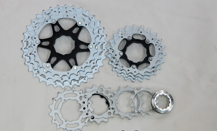 shimano DEORE XT CS-M771 10s Cassette Sprockets bike bicycle freewheel flywheel Cassettes for xt groupset 32/34/36T цена