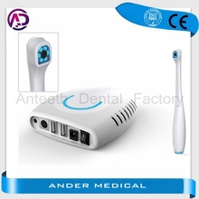 Nova atualizado 8 megapixel dental endoscópio dividir visor oral conexão wi fi sem fio com 6 luzes led oral hd imagem fotografia