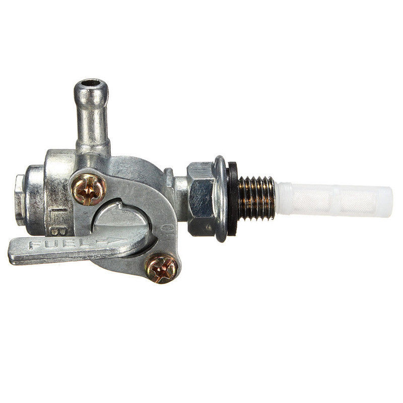 Вкл/Выкл запорный клапан кран переключатель M10x1.25 бензиновый топливный бак генератора переключатель генератор Двигатель масляный бак Замена 2-3-5KW