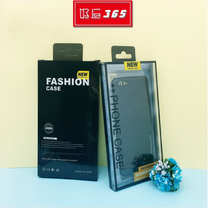 Universal Stand 100pcs Box Wholesale Suitable for Phone Case Mobile Phone Case box Packaging With Window