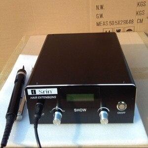 Image 5 - Enchufe ultrasónico Digital para extensiones de cabello conectores de máquina de fusión en frío, herramientas de salón de queratina, enchufe para ee. Uu./ue/reino unido, 1 ud.