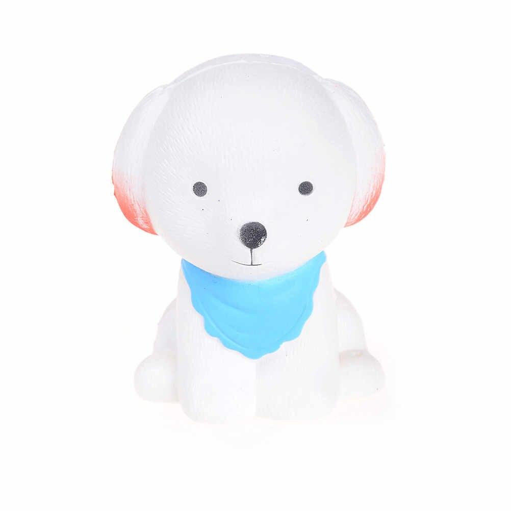 TOYZHIJIA nueva llegada 1 piezas Jumbo blando lindo cachorro perfumada crema perro o hielo crema lento aumento Squeeze juguetes de la descompresión