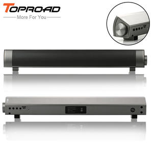 TOPROAD Portable Column Bluetooth Speaker Receiver Parlantes Blutooth 3D Surround