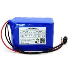 Liitokala 12V 10Ah Large capacity 18650 li lon battery pack 12.6V 10000mAh with PCB Circuit Protection Board LED Xenon lamp ues