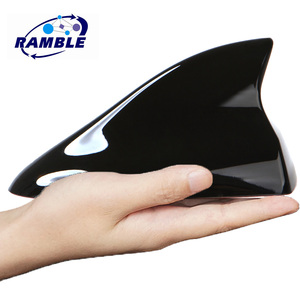 For Ford Kuga For Ford Explorer Super Shark Fin Antenna Car Radio Aerials Signal SUV Antenne Auto Accessories Black White Colors