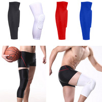 Professional Basketball Kneepad Breathable Honeycomb Bumper Leggings Riding Mountaineering Outdoor Football Protective Gear