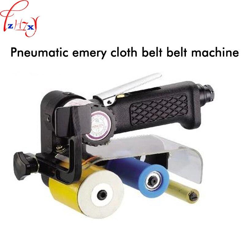 Pneumatic ring sandpaper machine CY-39360 pneumatic abrasive cloth ring belt machine grinding toolsPneumatic ring sandpaper machine CY-39360 pneumatic abrasive cloth ring belt machine grinding tools