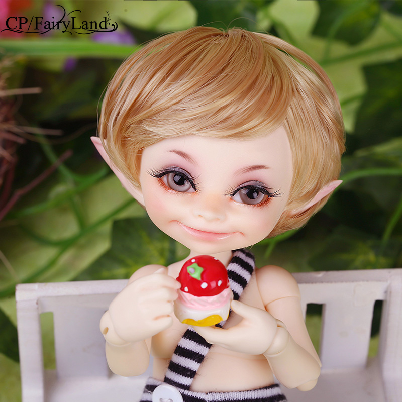 Fairyland FL RealFee Soso fullset lati bjd sd resin figures luts ai yosd kit doll gift