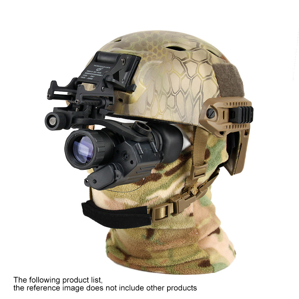 Hot Selling New PVS-14 Style Tactical Night Vision Scope For Shooting HS27-0008 new design digital pvs 14 night vision scope for hunting wargame cl27 0008