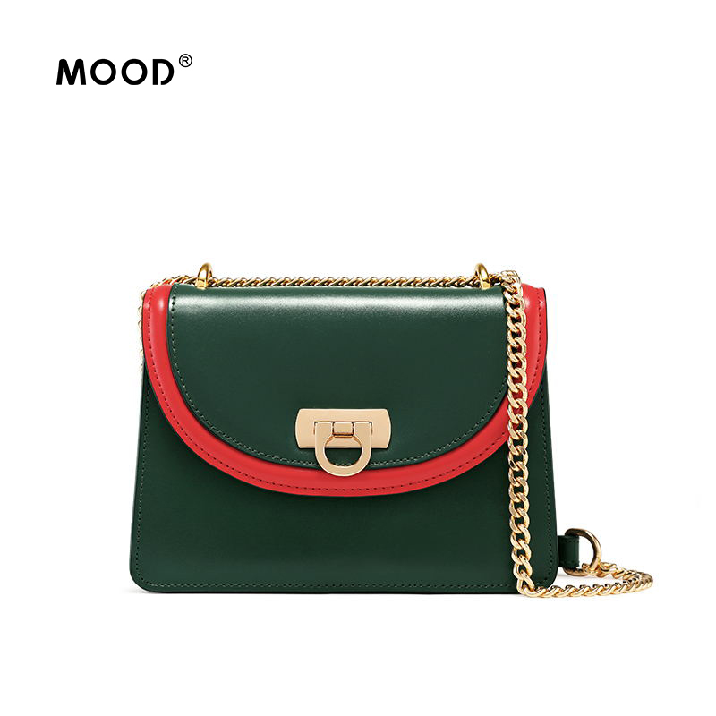 MOOD cowhide handbag the new mini bag leather shoulder inclined across fashion color character small square bump free shipping hong kong olg yat handmade leather bag one shoulder inclined shoulder bag the fashion mini bag brazilian pure leather package