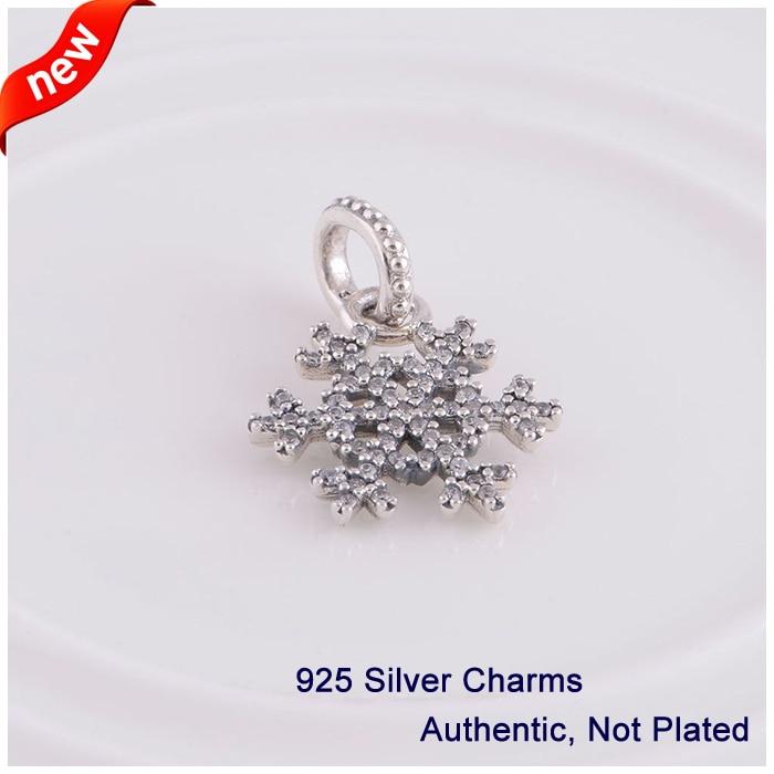 L341 Neue Ankunft Authentische 925 Sterling Silber Perlen - Edlen Schmuck - Foto 1
