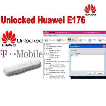 Lot of 50pcs Best 7.2Mbps HSDPA/HSUPA 3g usb modem huawei e176
