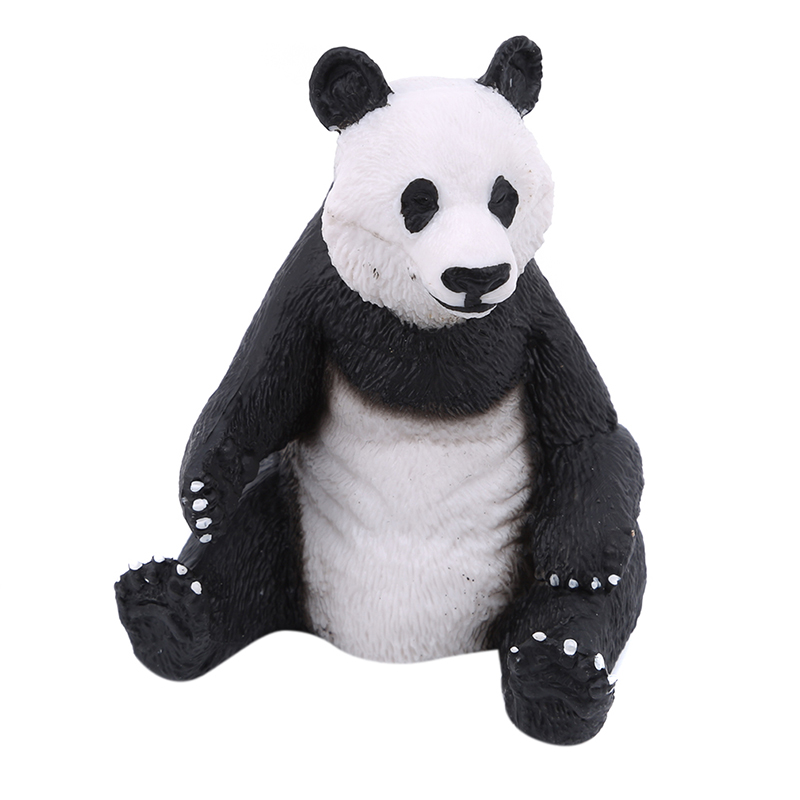 Toys Panda-Model Mammals Fashion Static-Ornaments Simulation-Of-A-Variety-Of Kids Gift