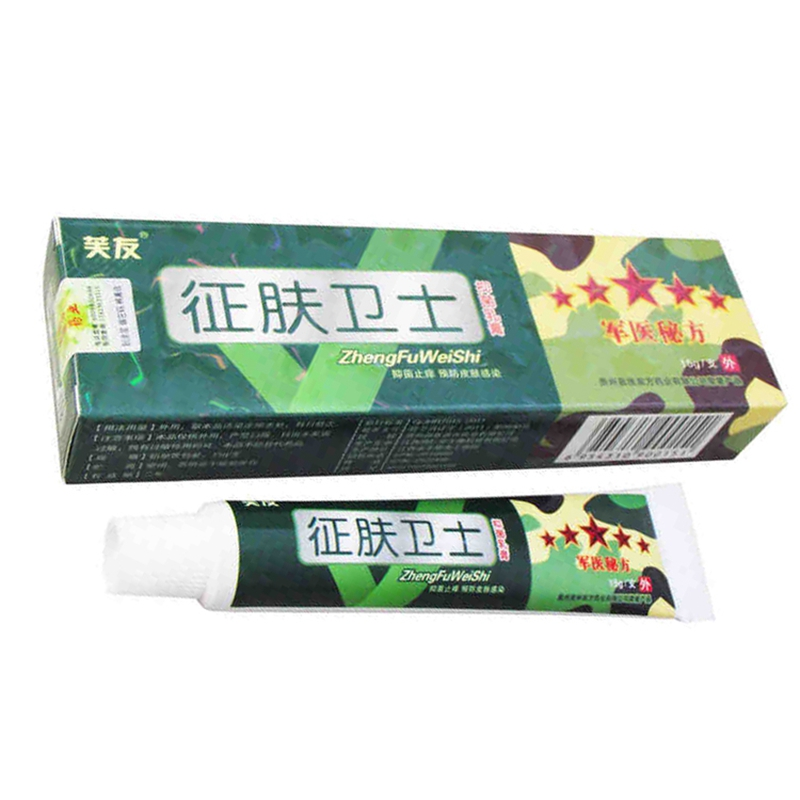 1pc Fuyou Zhengfuweishi Body Cream Ease Skin Problems Relief Mosquito Bite Pain Without Retail Box