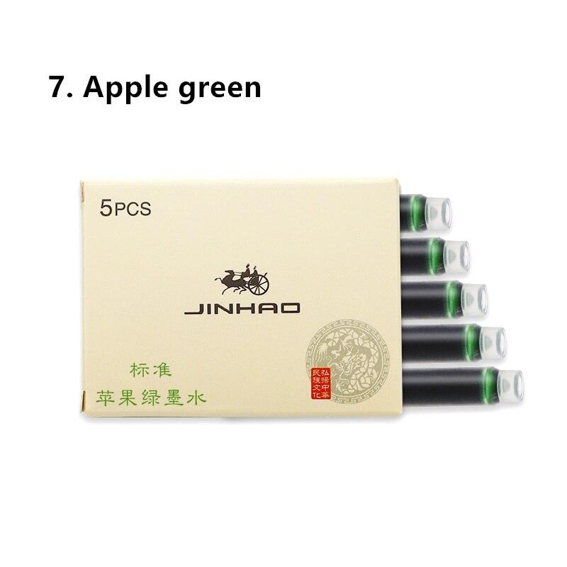 -7 apple green
