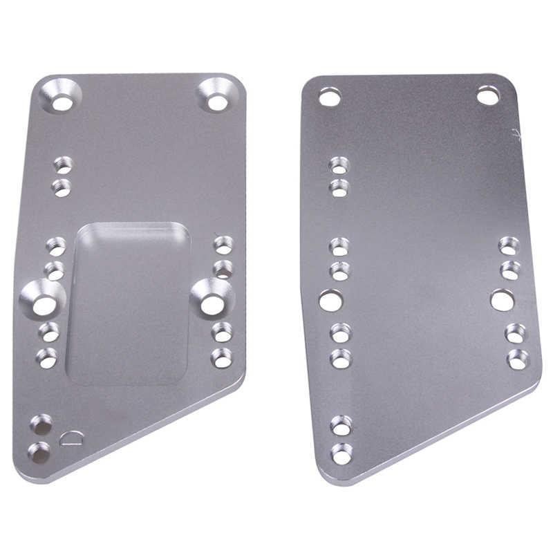 Billet Engine Swap Bracket For Sbc Ls Conversion Motor Mount Adjustable Plate Ls1