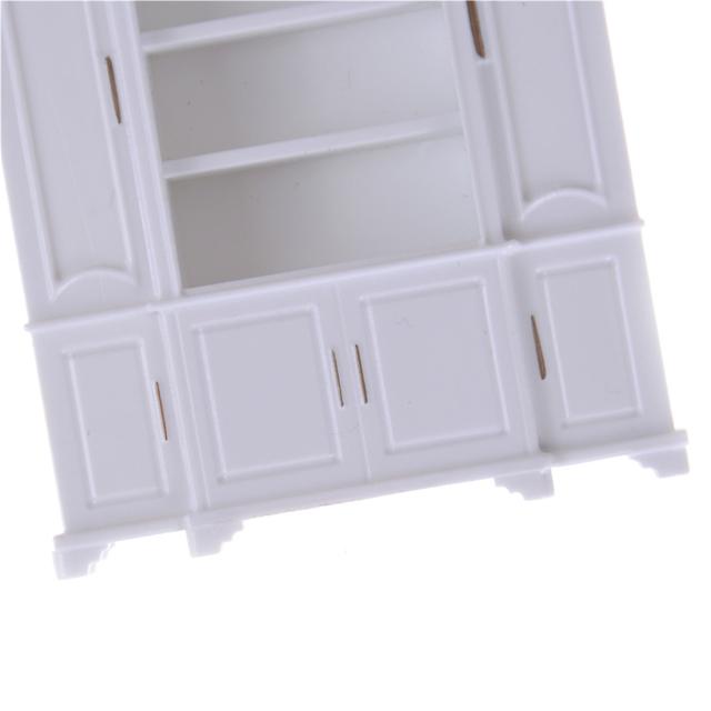 Doll House Plastic Mini Cabinet Model