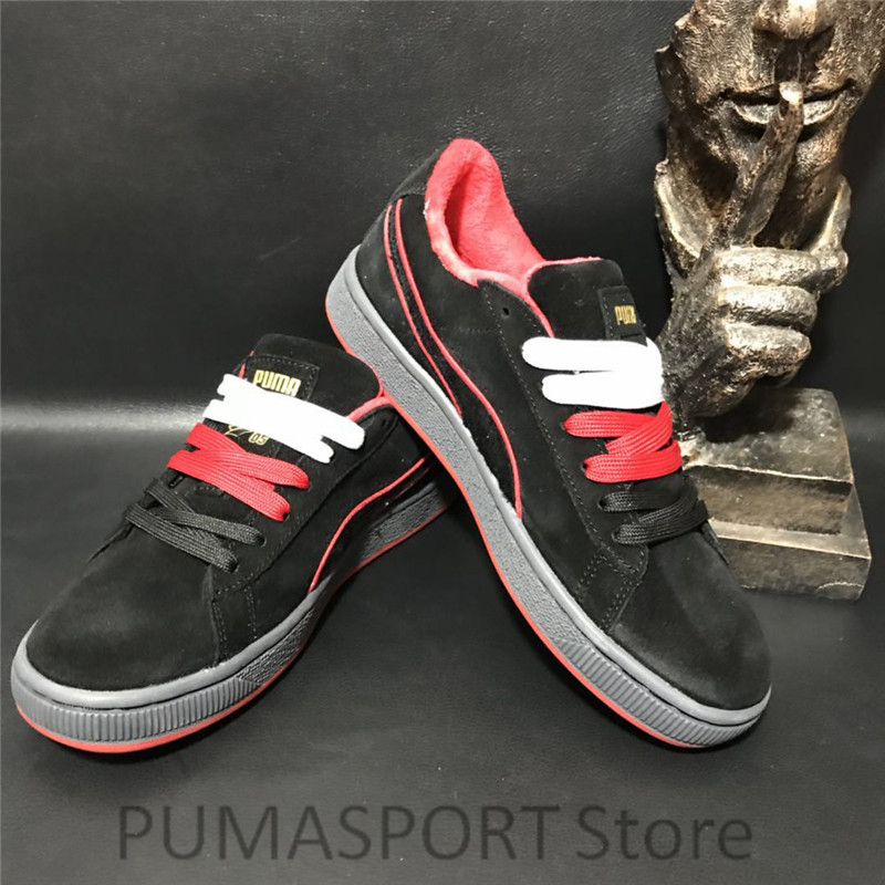 00fc8b30d07 New Arrival Puma Suede 50 Fubu Men s and Women s Breathable Sneaker  Badminton Shoes Size36 44-in Badminton Shoes from Sports   Entertainment on  ...