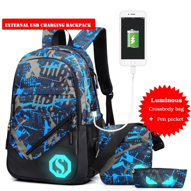 mochilas adolescentes mochila de viagem Técnica : Printing