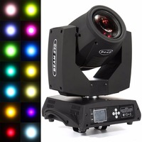 Ship From Germany 230w Beam Moving Head Stage Light DMX Osram Spot Light 16 Channals 14