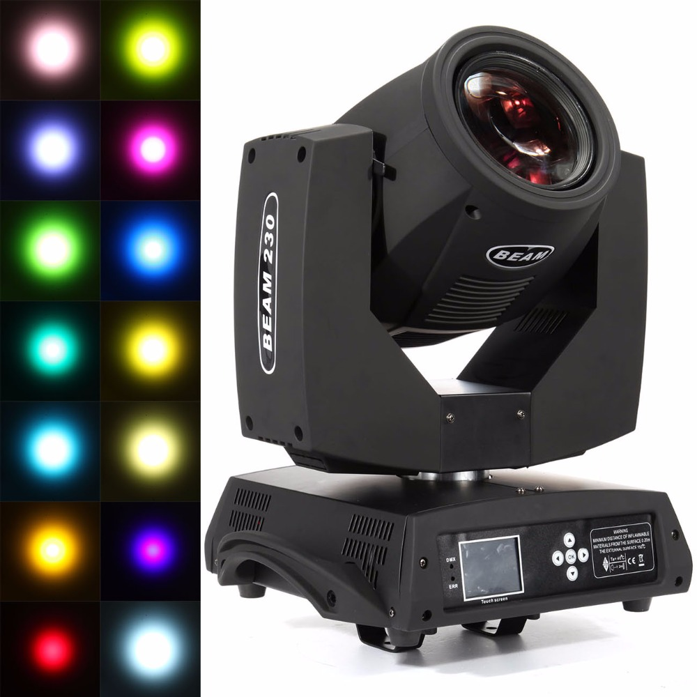 (Ship From EU) 230w Moving Head Light 16 Channels 14 Colors 7R DJ Stage Christmas Party Light Equipment DMX 512(Ship From EU) 230w Moving Head Light 16 Channels 14 Colors 7R DJ Stage Christmas Party Light Equipment DMX 512