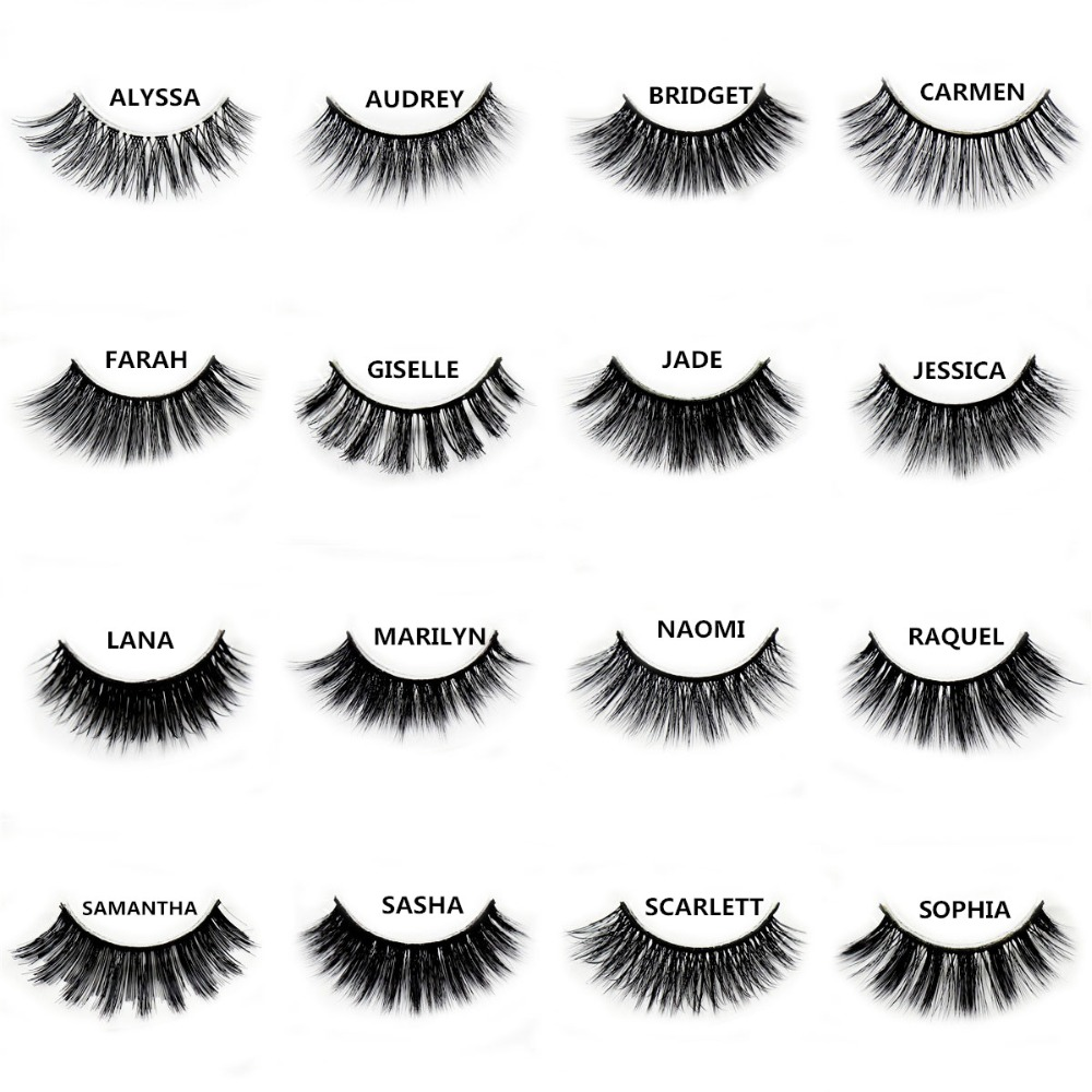 Compare Prices on False Eyelash Styles- Online Shopping/Buy Low ...