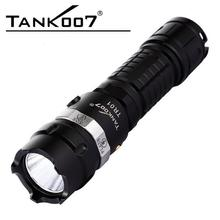 TANK007 TR01 5-modes CREE XP-G R5 Rechargeable LED Flashlight by 1*18650 AC+Car Charger