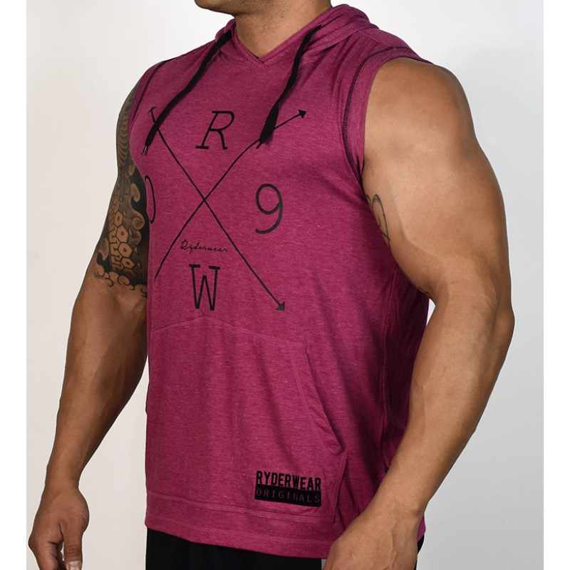 Mens Gyms Hoodie Singlets Sweatshirts ärmellose Hoodies Stringer Bodybuilding Fitness Herrenweste Shirts Casual Hoodies