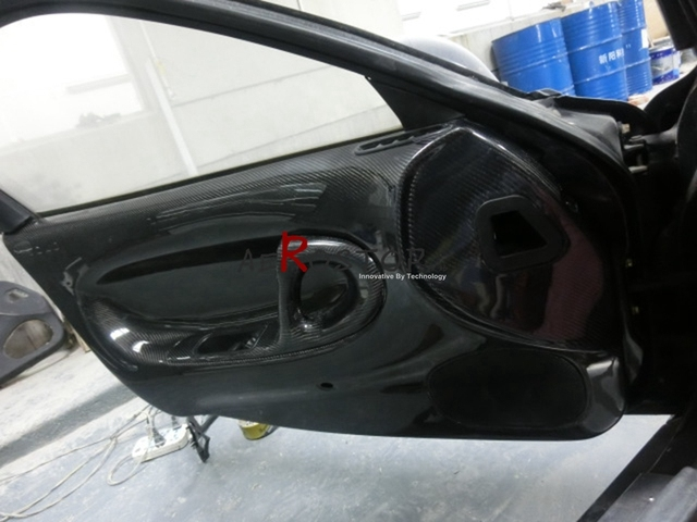 RX7 FD3S RHD DRIVER u0026 PASSENGER SIDE DOOR CARD PANEL (NO DOOR HANDLE TRIMS) & RX7 FD3S RHD DRIVER u0026 PASSENGER SIDE DOOR CARD PANEL (NO DOOR HANDLE ...