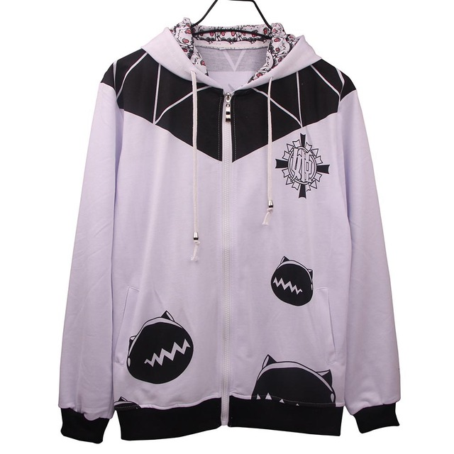 Cute Unicorn Anime Kantai Collection Coat Women Cosplay Costume Midway Hime Princess Hooded Jacket Womens Jackets
