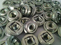 LAS-032-1   Floating   Self-locking  nuts,  Stainless steel,,PEM standard,in stock, Made in china,