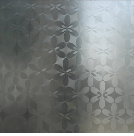 Glass Window Texture textured window paper/window with 90 cm wide glass window sticker