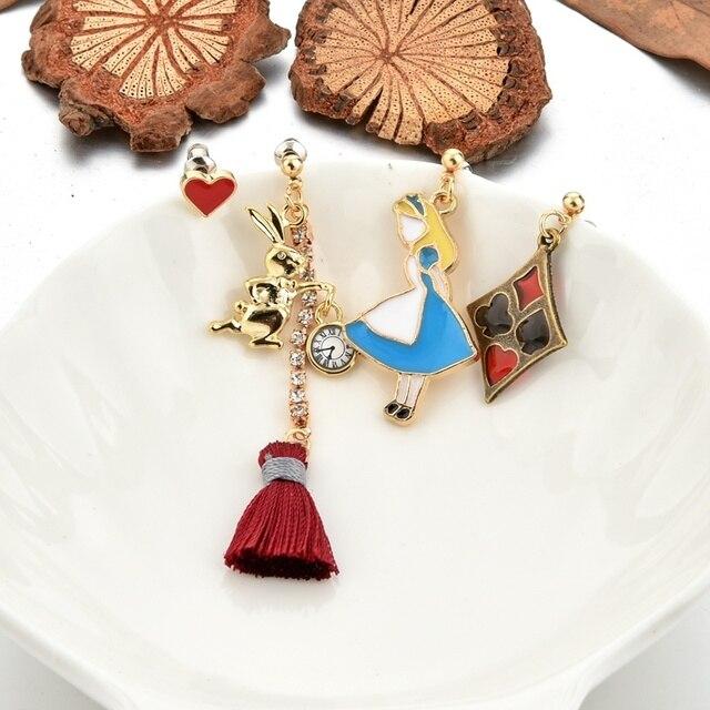 Фото chicvie модные эмалированные ювелирные изделия в мультяшном