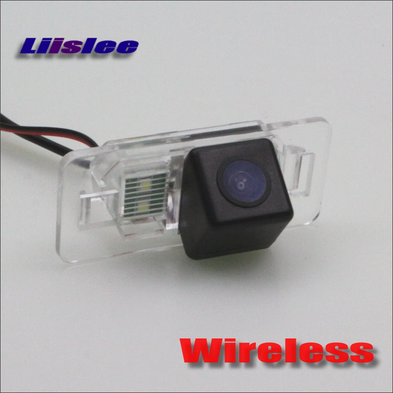 Liislee Wireless Car Parking Rear Camera For BMW X1 E84 X3 E83 / Reverse Back Up Camera / HD Night Vision / Easy Installation