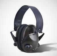 Hearing Protection Earmuffs Anti-noise Peltor IPSC Impact Sport Hunting Electronic Tactical Earmuff Shooting Ear Protectors