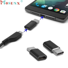 mosunx New Mecall Top Quality USB 3.1 Type-C Male to Micro U